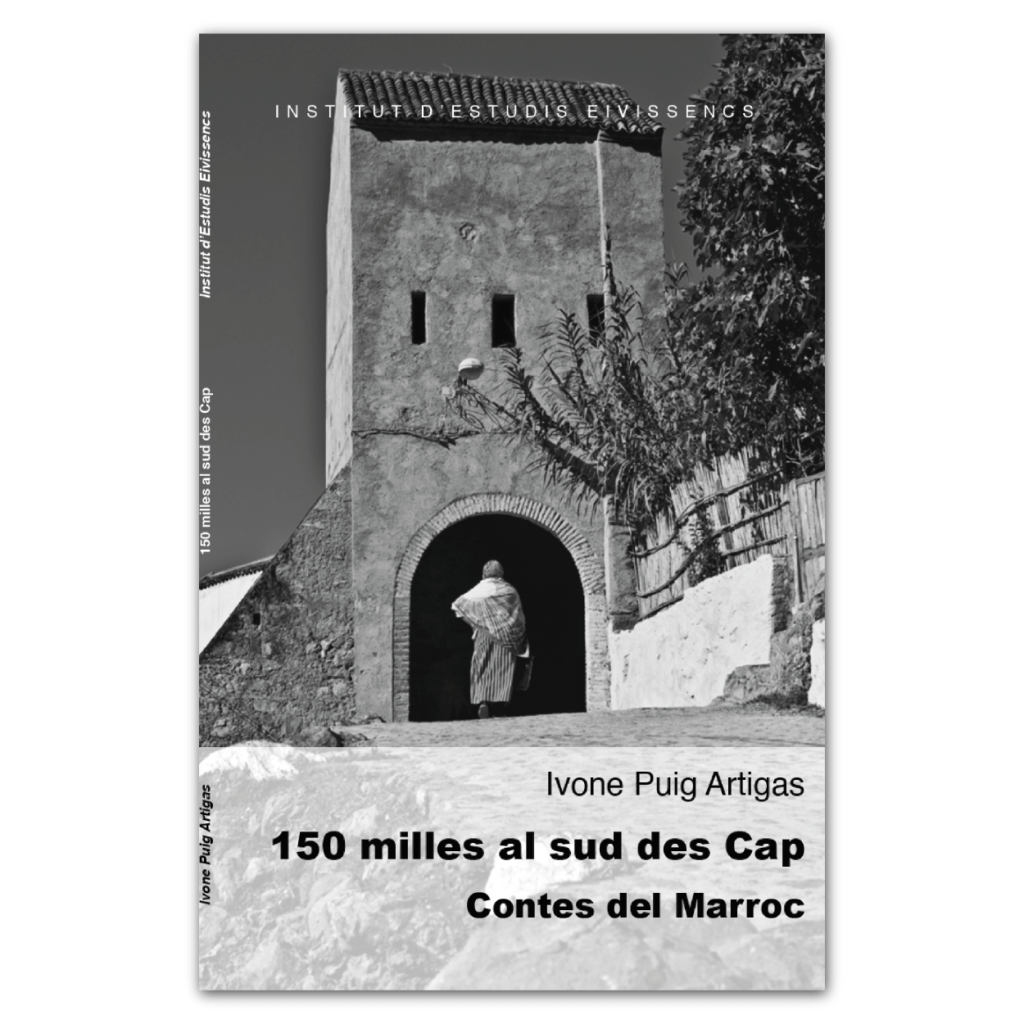 150 miilas al sud Contes del Marroc-Portada