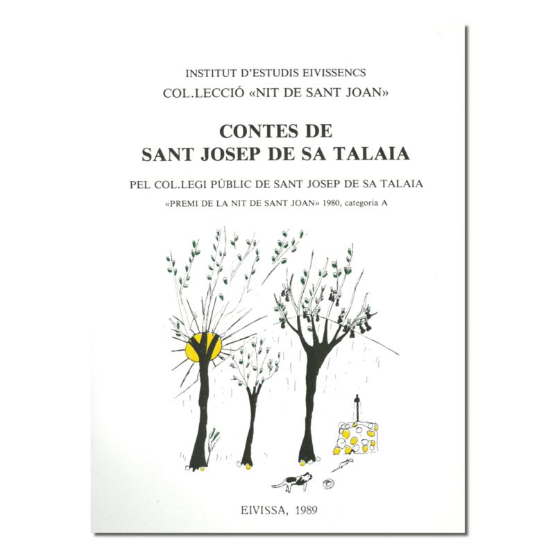Contes de Sant Josep de sa Talaia-portada
