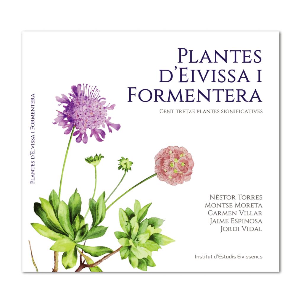 Contraportada Plantes d'Eivissa i Formentera