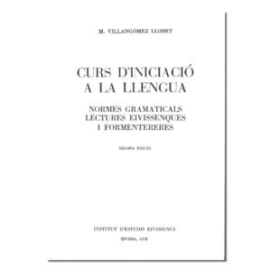 Curs d'iniciació a la llengua-portada