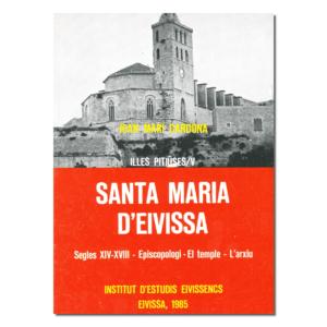 Santa Maria d'Eivissa-portada