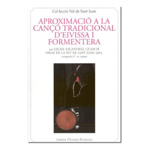 Aproximació a la cançó tradicional d'Eivissa i Formentera-portada