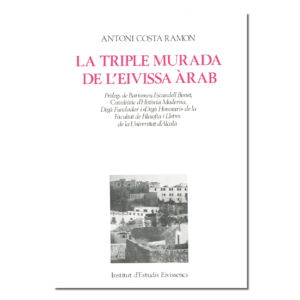 La triple murada de l'Eivissa àrab-portada