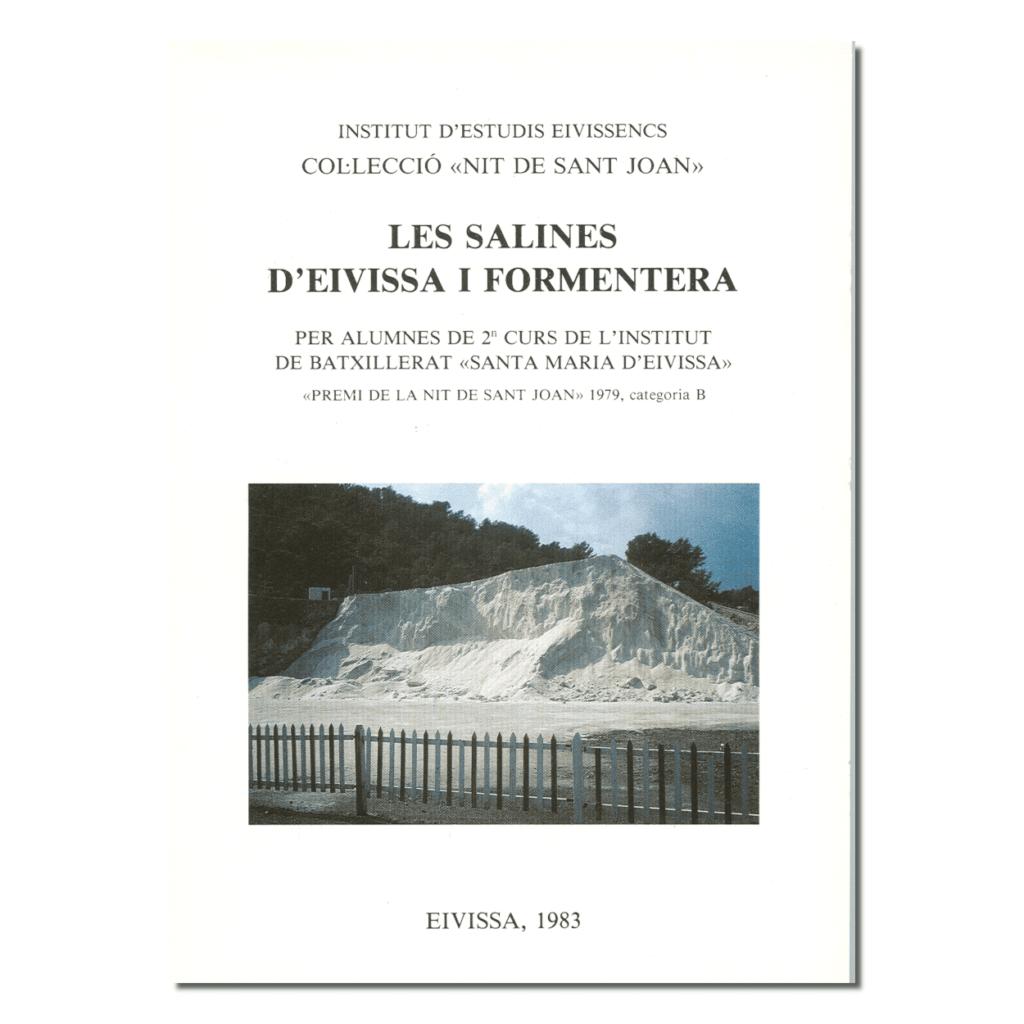 Les Salines d'Eivissa i Formentera-portada