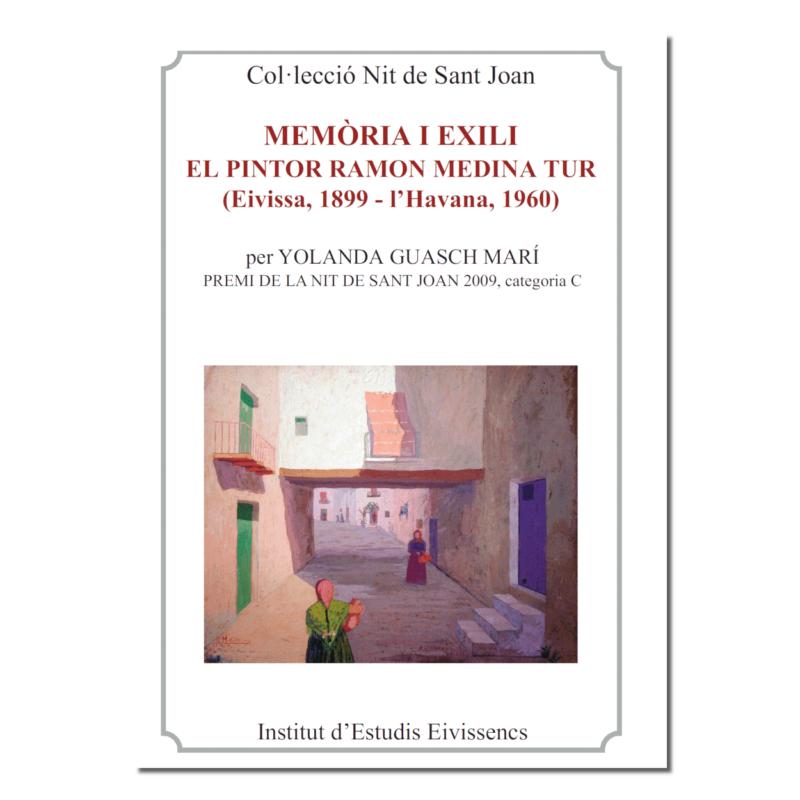 Memòria i exili, el pintor Ramon Medina Tur-portada