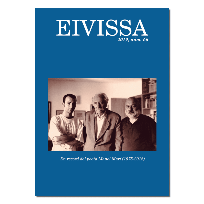 Revista Eivissa 66-portada