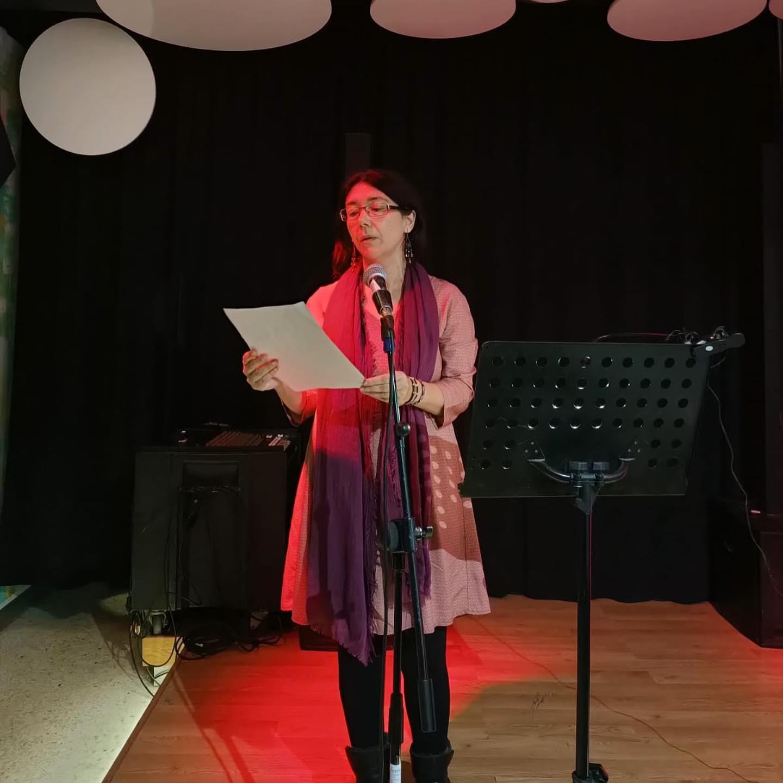 Nit de poesia a Sa Qüestió (març 2020)