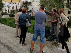 Sortida guiada per la ciutat d'Eivissa