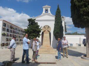 Visita al Cementeri Vell de Vila