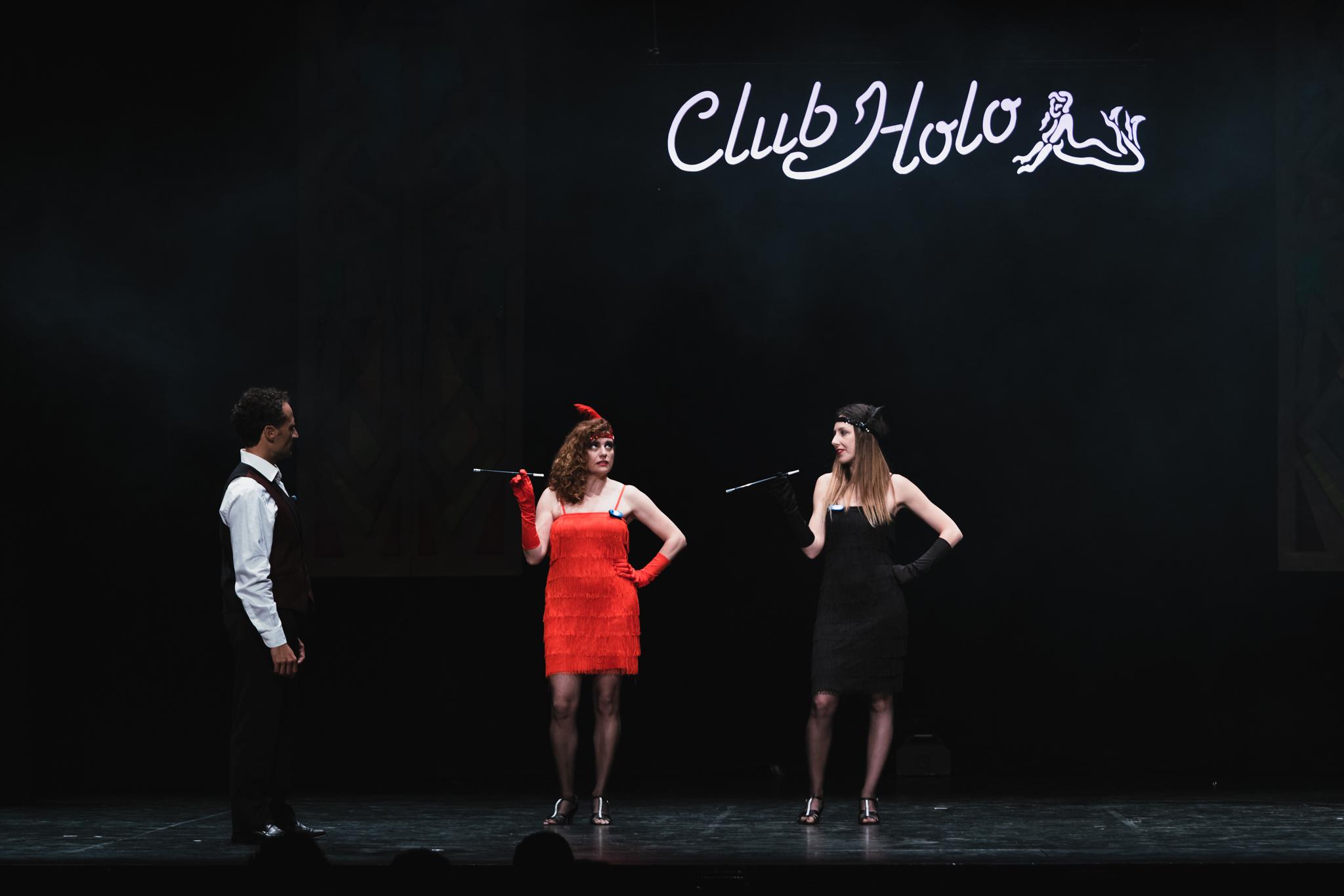 """""""Club Holo"""""""
