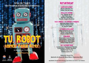 Repartiment 'Tu, Robot (Asimov Pagès Remix)'