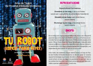 Sinopsi 'Tu, Robot (Asimov Pagès Remix)'
